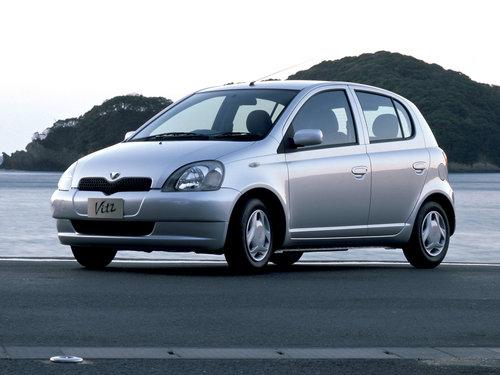 Toyota Vitz 1999 - 2001