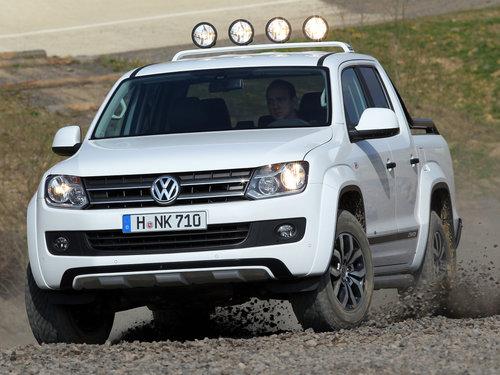 Volkswagen Amarok 2010 - 2016