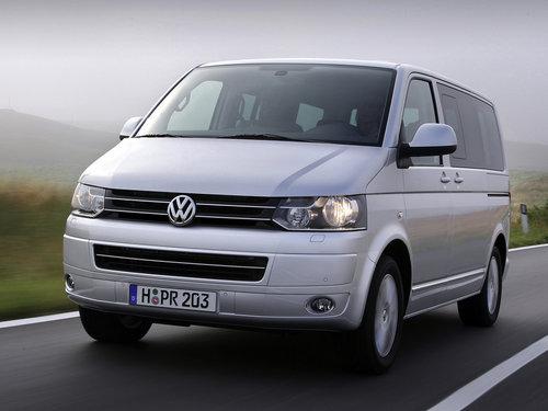Volkswagen Caravelle 2009 - 2015