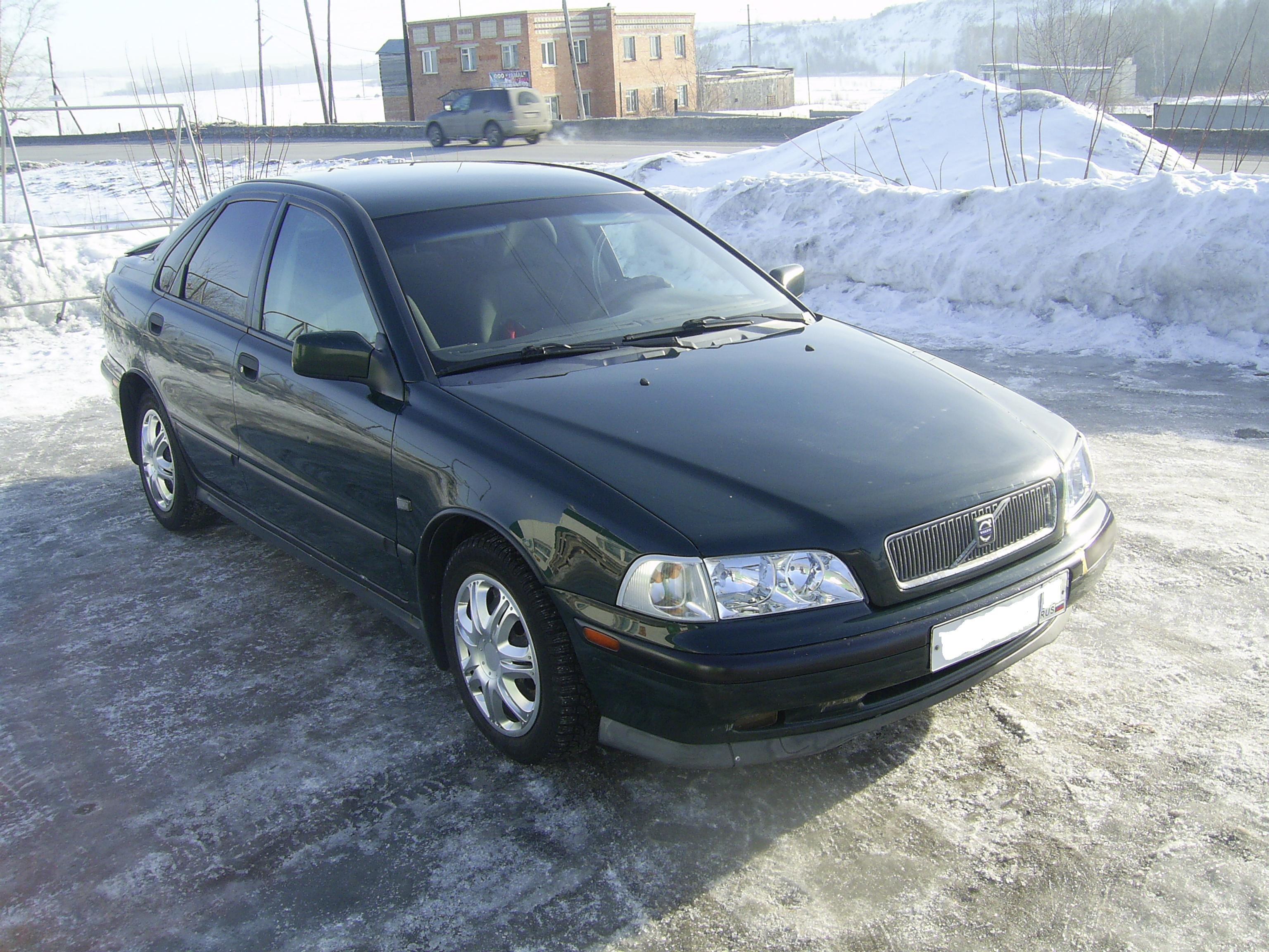 отзывы о автомобиле вольво s40 1999г 2001