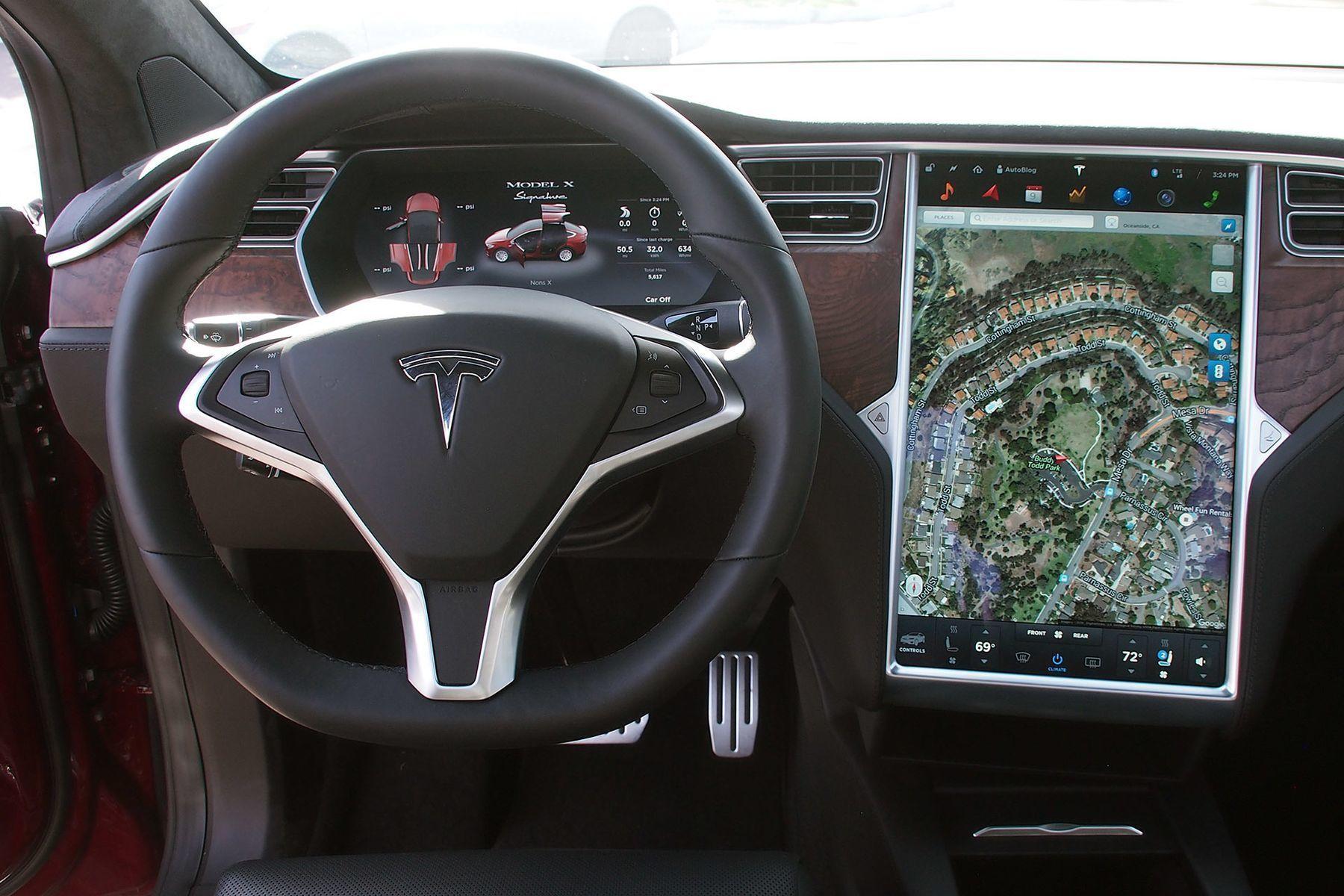 тесла автомобиль максимальная скорость