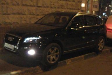 Audi Q5, 2009
