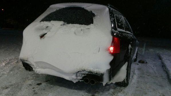 Audi RS6 2004 - отзыв владельца