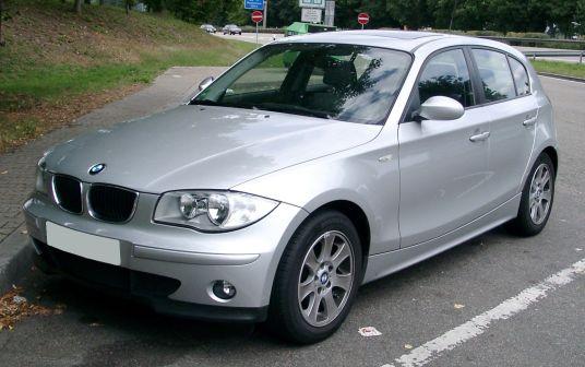 BMW 1-Series 2004 - отзыв владельца
