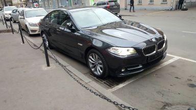 BMW 5-Series, 2015