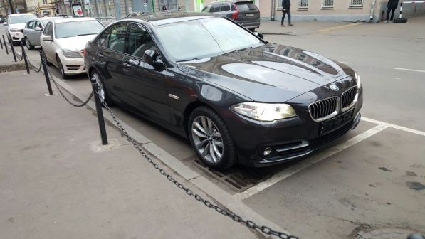 BMW 5-Series 2015 - отзыв владельца