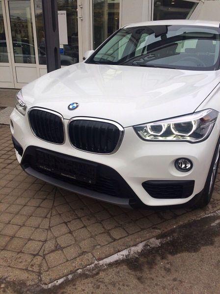 BMW X1 2015 - отзыв владельца