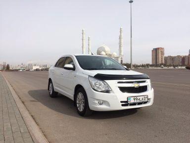 Chevrolet Cobalt, 2014