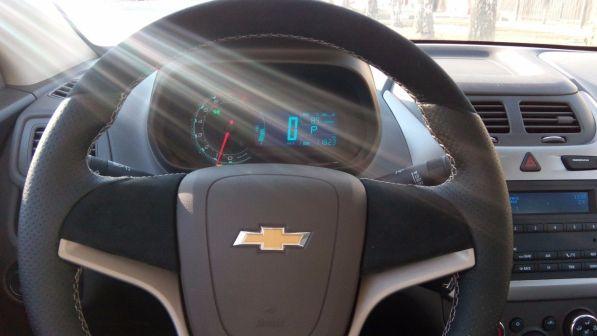 Chevrolet Cobalt 2014 - отзыв владельца