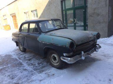 ГАЗ 21 Волга отзыв автора | Дата публикации 11.01.2016.