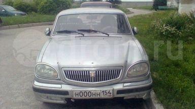 ГАЗ 31105 Волга 2004 отзыв автора | Дата публикации 04.03.2016.