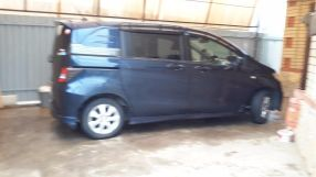 Honda Freed Spike, 2011
