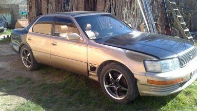 Lexus LS400, 1992