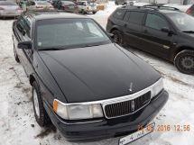Lincoln Continental, 1993