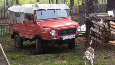 ЛуАЗ ЛуАЗ, 1985
