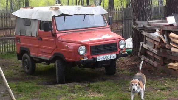 ЛуАЗ ЛуАЗ 1985 - отзыв владельца