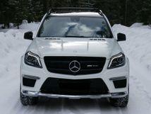 Mercedes-Benz GL-Class, 2015