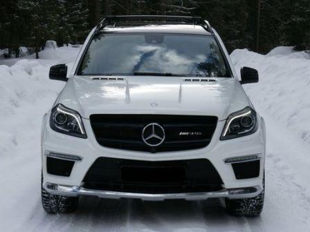 Mercedes-Benz GL-Class 2015 - отзыв владельца