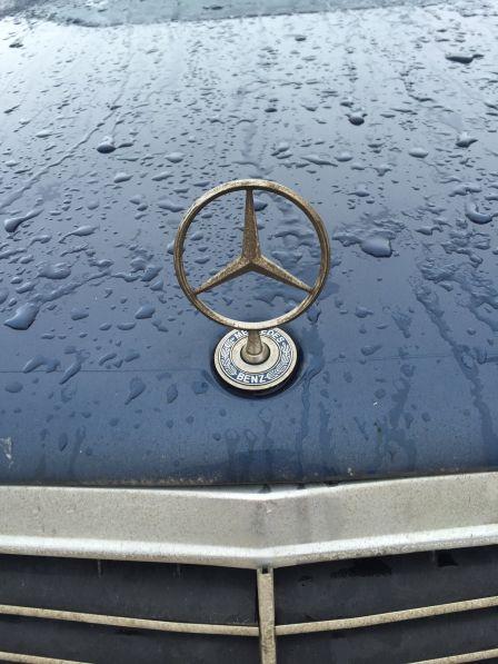 Mercedes-Benz S-Class 1993 - отзыв владельца