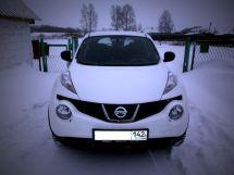 Nissan Juke, 2013