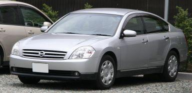Nissan Teana 2003 отзыв автора | Дата публикации 01.03.2016.