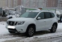 Nissan Terrano 2015 - отзыв владельца
