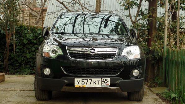 Opel Antara 2013 - отзыв владельца