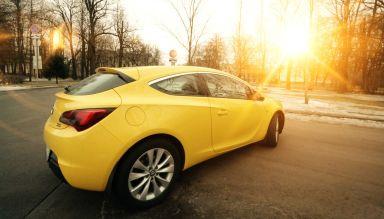 Opel Astra GTC 2012 отзыв автора | Дата публикации 25.03.2016.