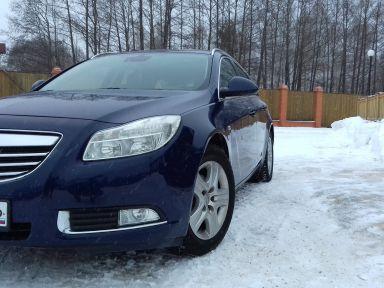 Opel Insignia 2009 отзыв автора | Дата публикации 30.03.2016.