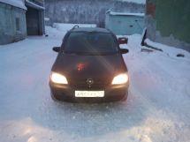 Opel Zafira, 2002
