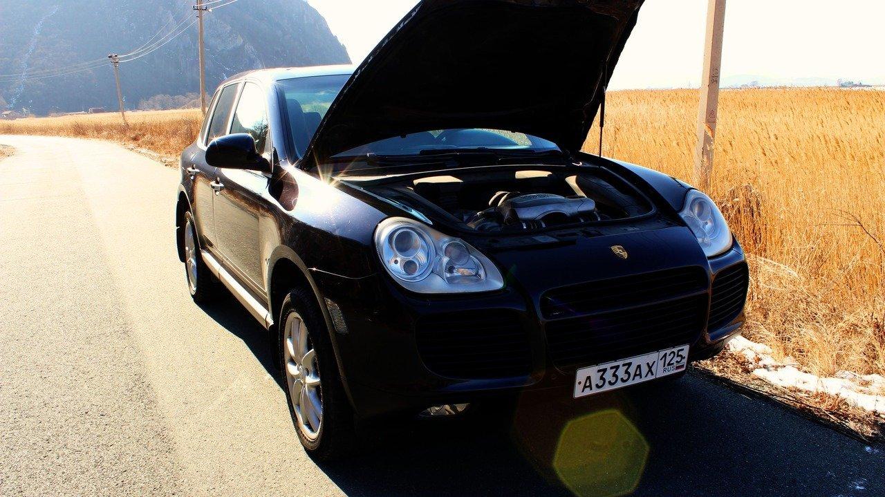 porsche cayenne 4.5 turbo s 2004 отзывы