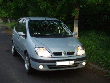 Renault Scenic, 2001