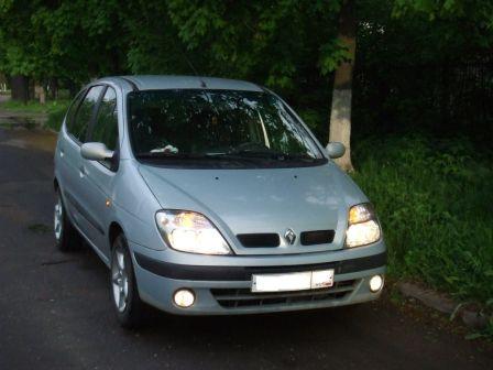 Renault Scenic 2001 - отзыв владельца