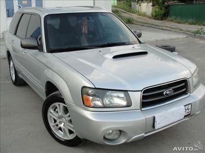 Subaru Legacy Lancaster 1996 - отзыв владельца