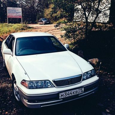 Toyota Mark II, 1998