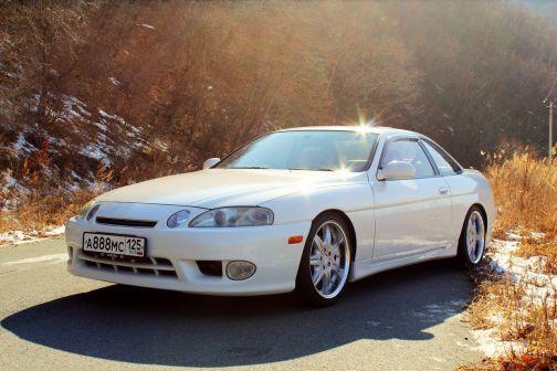 Toyota Soarer 1994 - отзыв владельца