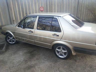 Volkswagen Jetta, 1984