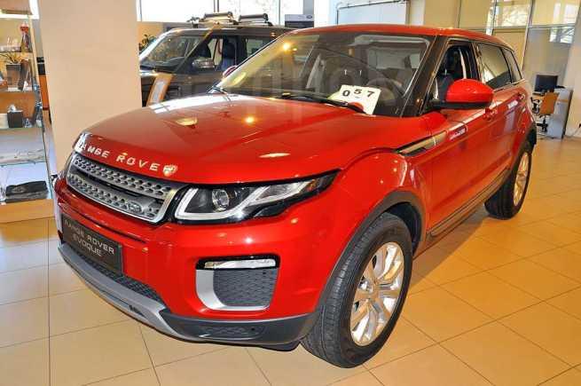 Land Rover Range Rover Evoque, 2018 год, 3 440 000 руб.