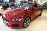 Jaguar XE. ODYSSEY RED