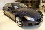Maserati Quattroporte. BLU PASSIONE_ТЕМНО-СИНИЙ