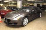 Maserati Quattroporte. BRONZO SIENA_СВЕТЛО-КОРИЧНЕВЫЙ