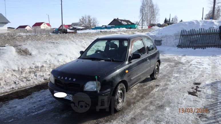 Nissan March, 1998 год, 85 000 руб.