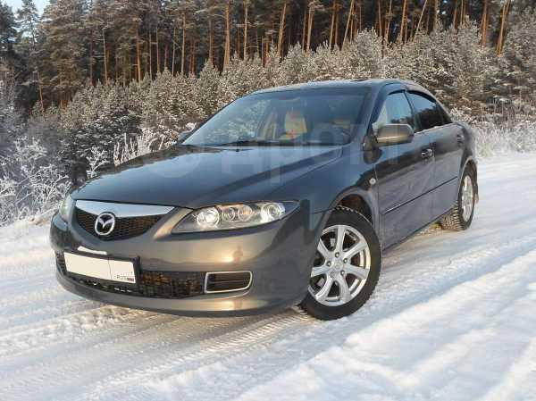 Mazda Mazda6, 2005 год, 350 000 руб.