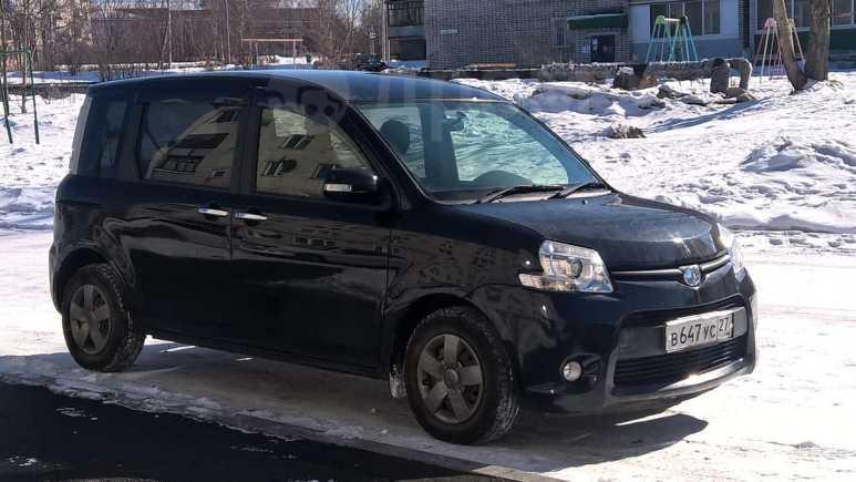 Toyota Sienta, 2013 год, 550 000 руб.