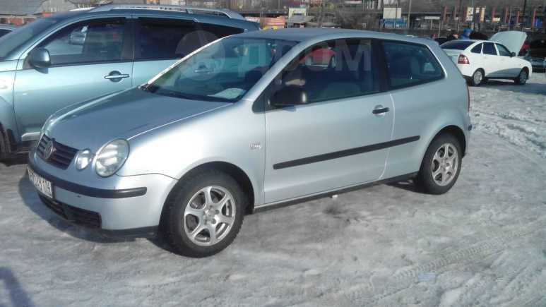 Volkswagen Polo, 2004 год, 220 000 руб.