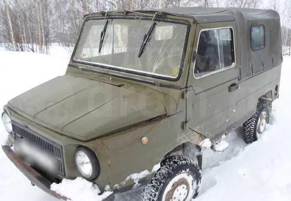 ЛуАЗ ЛуАЗ, 1990 год, 25 000 руб.