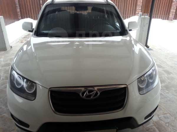 Hyundai Santa Fe, 2010 год, 980 000 руб.