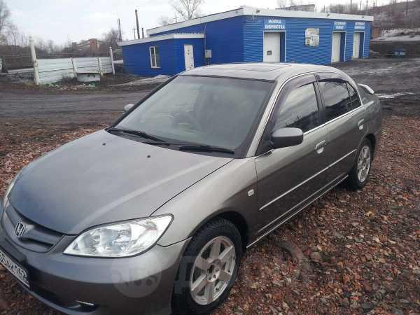 Honda Civic, 2004 год, 279 000 руб.