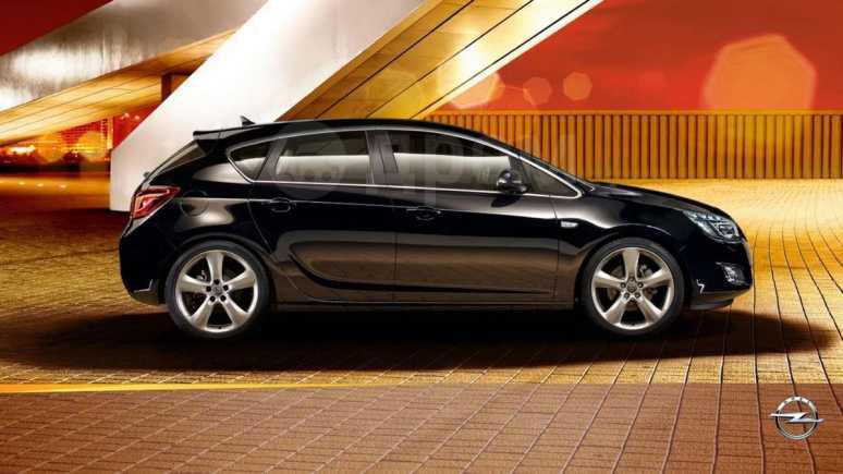 Opel Astra, 2013 год, 605 000 руб.
