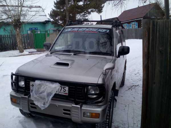 Mitsubishi Pajero Mini, 1996 год, 200 000 руб.